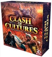Clash of Cultures - Monumental Edition Board Game | Merchandise