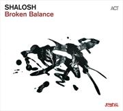 Broken Balance   CD
