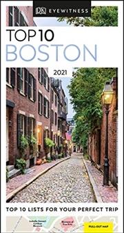 Dk Eyewitness Top 10 Boston (pocket Travel Guide) | Paperback Book