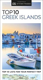 DK Eyewitness Top 10 Greek Islands | Paperback Book