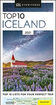 Dk Eyewitness Top 10 Iceland (pocket Travel Guide)   Paperback Book