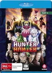 Hunter X Hunter - Part 3 - Eps 59-88 | Blu-ray