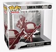 Linkin Park - Hybrid Theory Pop! Album   Pop Vinyl