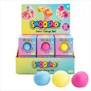Smooshos Squishy Toys (Single Item Sent At Random) | Toy