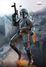 "Star Wars: The Mandalorian - Death Watch Mandalorian 1:6 Scale 12"" Action Figure 