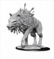Magic the Gathering - Unpainted Miniatures: Cosmo Wolf | Games