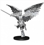 Magic the Gathering - Unpainted Miniatures: Reidane Goddess of Justice | Games