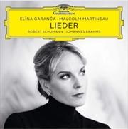 Schumann & Brahms Lieder   CD