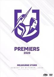NRL - Premiers 2020 | DVD