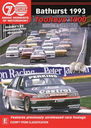 Magic Moments Of Motorsport - Bathurst 1993 | DVD