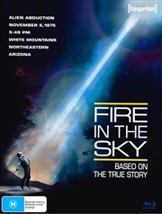 Fire In The Sky | Imprint Collection 26 | Blu-ray