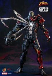 "Venom - Venomized Iron Man 1:6 Scale 12"" Action Figure | Merchandise"