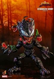 Venom - Venomized Groot 1:6 Scale Action Figure | Merchandise