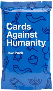 Cards Against Humanity Jew Pack | Merchandise