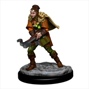 Dungeons & Dragons - Icons of the Realms Premium Human Ranger Female | Games
