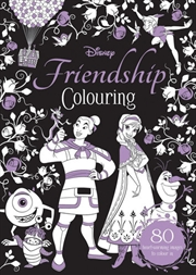 Disney Friendship Colouring | Colouring Book