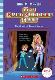 Baby-sitters Club #9: The Ghost At Dawns House | Paperback Book