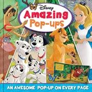 Amazing Pop-ups (disney) | Hardback Book