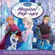 Disney's Frozen: Magical Pop-ups | Hardback Book
