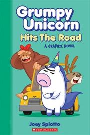 Adventure Awaits. (grumpy Unicorn Graphic Novel) | Paperback Book