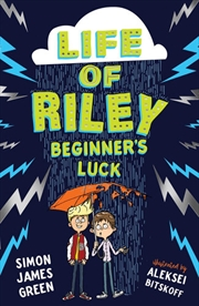 The Life Of Riley: Beginner's Luck | Paperback Book