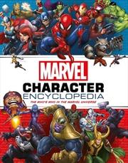 Marvel Super Hero Encyclopaedia | Hardback Book