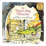 Paperbag Princess 40th Anniversary Edition | Hardback Book