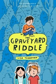 The Graveyard Riddle | Paperback Book
