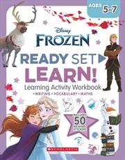 Frozen: Ready Set Learn! Learning Activity Workbook (disney) | Paperback Book