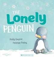 Feelings #2: The Lonely Penguin | Paperback Book