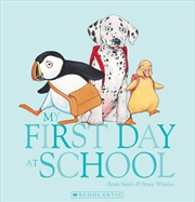 My First Day At School Board Book | Board Book