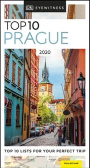 Dk Eyewitness Top 10 Prague   Paperback Book