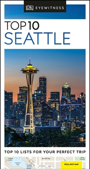 Top 10 Seattle   Paperback Book