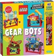 Klutz: Lego Gear Bots | Paperback Book