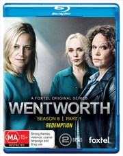 Wentworth - Season 8 - Part 1 | Blu-ray