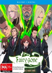 Fairy Gone - Part 2 - Eps 13-24 | Blu-ray