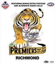 AFL - 2020 Premiers | Blu-ray