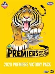 AFL - 2020 Premiers Victory Pack | DVD