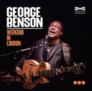 Weekend In London   CD