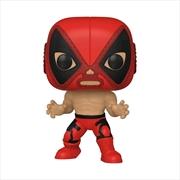 Deadpool - Luchadore Deadpool Pop! Vinyl | Pop Vinyl