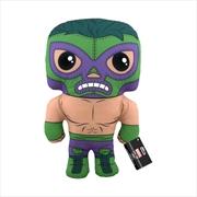 "Hulk - Luchadore Hulk 17"" Plush | Toy"