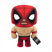 "Deadpool - Luchadore Deadpool 17"" Plush | Toy"