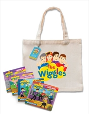 Little Bookworms the Wiggles Book and Tote | Hardback Book