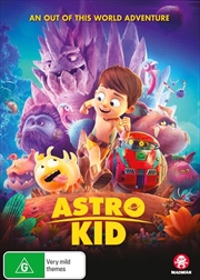 Astro Kid | DVD