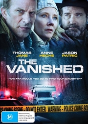 Vanished, The | DVD