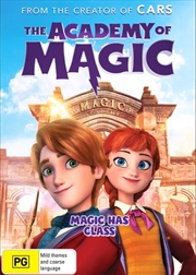 Academy Of Magic, The | DVD