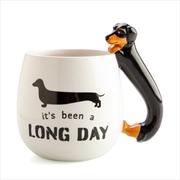 Furever Pets Dachshund 3D Handle Mug | Merchandise