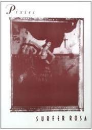 Pixies Surfer Rosa | Merchandise