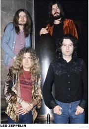 Led Zeppelin 1972 | Merchandise