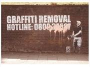 Banksy - Graffiti Removal | Merchandise